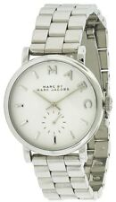 Marc by Marc Jacobs Baker Stainless Steel Ladies Watch MBM3242