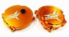 ! oferta! KTM SX50 TC50 Cubierta de Embrague con ajuste, Judd Racing Naranja