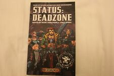 Games Workshop Black Library Necromunda Status Deadzone Paperback Novel New Oop