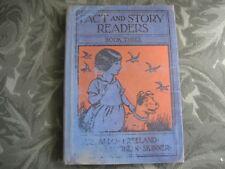 FACT and STORY READER BOOK THREE