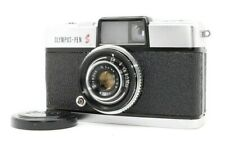 【Almost MINT】Olympus PEN S 35mm Half Frame Film Camera From Japan