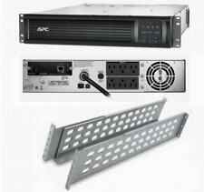 APC SMT1500R2X180 Smart-UPS Power Backup LCD 1500VA 120V SMT1500RM2U AP9630 Card