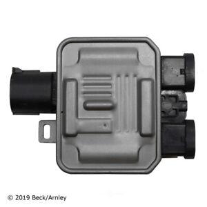 Engine Cooling Fan Module Beck/Arnley 203-0287