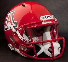 "ARIZONA WILDCATS Football Helmet FRONT TEAM NAMEPLATE Decal/Sticker ""CATS"""