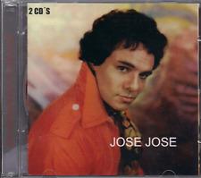 RARE cd balada 70s 80s JOSE JOSE si me dejas ahora POR ELLA a esa PRESO volcan