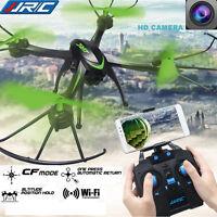 JJRC H98WH RC Quadcopter WIFI FPV 2.4Ghz 4CH 6-axis CF Drone 0.3MP HD Camera RTF