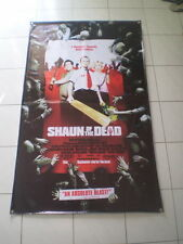 Poster Movie Horror shaun of the dead art film 3x5ft. halloween limited zombie