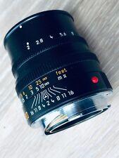 Leica Summicron M 50mm 1:2