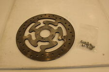 HARLEY DAVIDSON OEM BREMBO FRONT LEFT ROTOR WITH BOLTS  41809-08