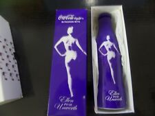 COCA COLA Ellen Von Unwerth Germany 2009 LIMITED ED ALU BOTTLE NEW+ ORIGINAL BOX