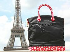 NEW LOUIS VUITTON LIMITED KUSAMA MONOGRAM DOTS INFINITY LOCKIT VERTICAL MM BAG