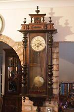 Antique German 'Junghans' 10-Day Striking Wall Striking Clock, 19th Century