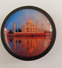 Magnet Magnete Kühlschrankmagnete Motivmagnete Büro Pinnwand Taj Mahal Inden 2