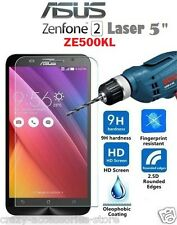 "Tempered Glass LCD Screen Protector Film For ASUS Zenfone 2 Laser 5"" ZE500ML"