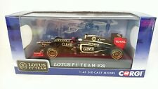 Corgi CC56403 Lotus F1 Team E20 2012 J. d'Ambrosio Ltd Edition No. 0001 of 1500