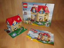LEGO Creator 6754 Einfamilienhaus, OVP, aus Sammlung, Konvolut