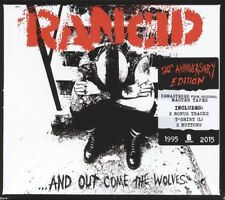 RANCID - AND OUT COME THE WOLVES-DELUXE BOX INKL.T-SHIRT,2 BUTT  CD NEW+