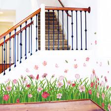 LK _ Flor Pegatinas pared Adhesivos de Extraíble Decoración Hogar Para Salón