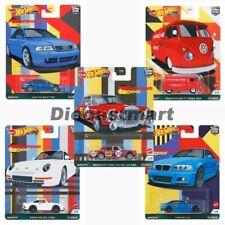 Hot Wheels Porsche 959 1986 Bianco Deutschland Design Fpy86-957c 1/64