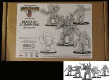 Darklands ERN-UNL-3500 Beasts of Síleann Fen Sileann Beast Unit Swamp Plant NIB