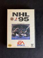 EA Sports NHL 95 Sega Genesis