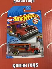 Road Bandit #7 Red Metro 2/10 2020 Hot Wheels Case F