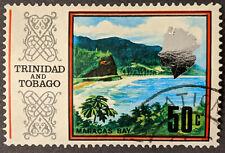 Stamp Trinidad and Tobago 1969 50c Maracas Bay Used