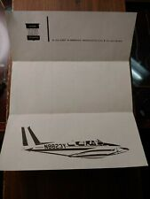 Lcs Aviation Corporation Springfield,Ma.Vtg.Letter head