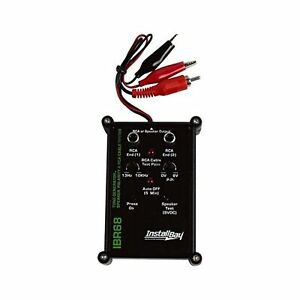 Install Bay IBR68 All In One Tester/Tone Generator