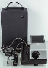Vintage Design Slide Projector Braun D 35