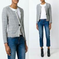 Etoile Isabel Marant $390 Leary Boucle Jacket Blazer FR 42 US 10