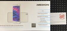 MEDION Life X5020 - 32GB - Rose Gold (Ohne Simlock) Smartphone-32GB-DUAL SIM