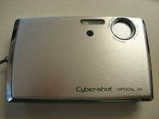 Very Nice Sony CyberShot DSC-T33 5MP Digital Camera