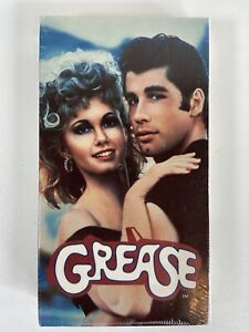 Vintage Grease Movie VHS 1988 Version New and Sealed