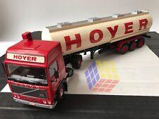 Volvo F12 Intercooler + Semi-Remorque Cisterna HOYER (1/43) CAMION TRUCK CAMIONS