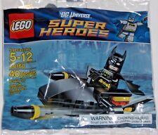 LEGO new PROMO POLYBAG Baggie set 30160 DC UNIVERSE Batman Jet Surfer Water Ski