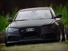 1:18 Tuning Audi A6 C7 RS6 Avant - Daytonagrau Matt - Sport-Quattro - Alufelgen