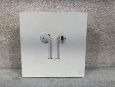 New listing Used Apple AirPods 2nd Gen w/Wireless Charge Case Mrxj2Am/A Headphones