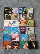 24 Hörbücher CD Paket Sammlung Belletristik Romane Bestseller TOP Zustand/NEU