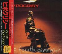 HYPOCRISY The Fourth Dimension JAPAN CD VICP-5582 1995 OBI s6743