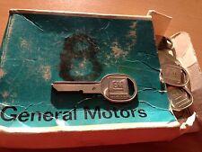 Türschlüssel GM Schlüssel Rohling B 1967 1971 1975 1979 Cadillac Chevrolet Buick