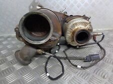 AUDI SEAT SKODA 1.6 CLHB CATALYTIC CONVERTER + DPF WITH ALL SENSORS LOW MILAGE