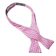 Lazyjack Press Men's Motorboatin' Bow Tie - Pink