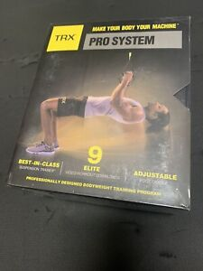 TRX - Pro System Suspension Trainer - Black/Gray/Yellow  FAST SHIPPING