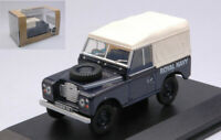 Model Car Scale 1:43 Oxford Land Rover Series III Swb Canvas Royal Navy