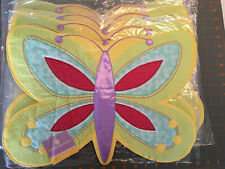Butterfly springtime glittery Placemats - yellow - Brand New in original package