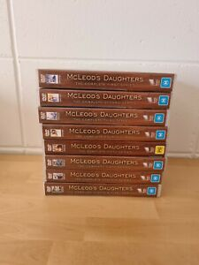 MCLEODS DAUGHTERS Complete Box Set Seasons 1 To 8 Dvd