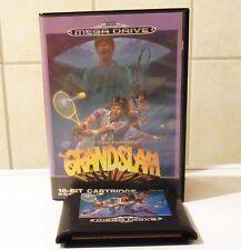 Sega Mega Drive: Grandslam: The Tennis Tournament
