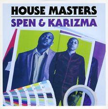 House Masters Dj Spen & Karizma (CD NEUF)