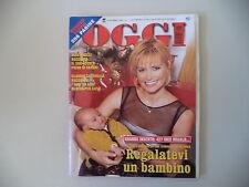 - OGGI 51/1998 SIMONA VENTURA/MARIO CIPOLLINI/ALBERTO CASTAGNA/MINA